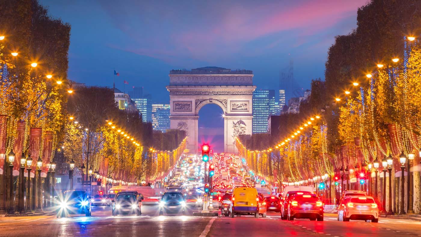 Read more about the article Ponte dell'Immacolata a Parigi
