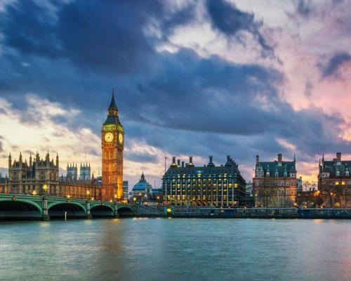 Befana a Londra
